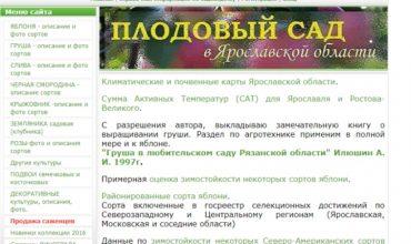 питомник растений в Ярославле