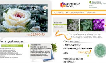 питомник цветочный город владимирская область